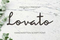 Web Font Lovato Font Product Image 1