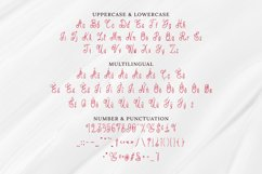 Lovanie Font Product Image 5