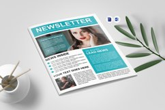 Newsletter template Product Image 1