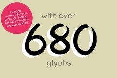 Okashi シ Typeface - A japanese styled font Product Image 6