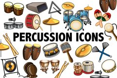 Percussion Clipart Product Image 1