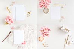 Pink & White Bundle - Mockups Product Image 2