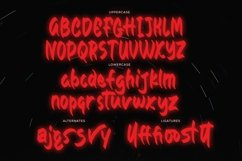 Web Font Avoston - Sans Font Product Image 2