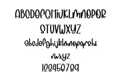 Sunny Days| Quirky Hand Written Font Product Image 2