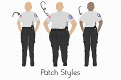 First Responder Clipart Set Product Image 2