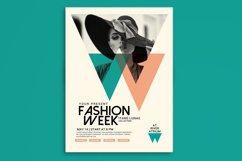 Fashion Week Flyer Product Image 2
