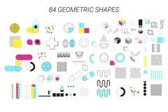 Neon geometric shape,poster,patten Product Image 4