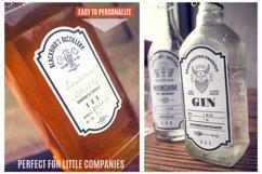 Distilling Industry: Vintage Labels Product Image 5