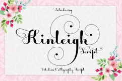 Kinleigh Script Product Image 1