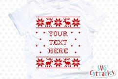 Christmas SVG Bundle   Christmas Sweater SVG Product Image 4
