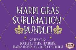 Mardi Gras Sublimation Bundle, Mardi Gras Bundle Product Image 1