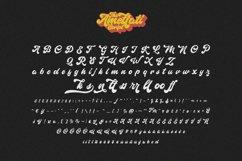 Amettati - Script Retro Font Product Image 6