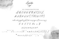 Ambattur Sign   Modern Signature Font Product Image 5