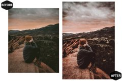 10 Rich And Moody Photoshop Actions And ACR Presets, fall Ps Product Image 6