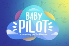 Baby Pilot Product Image 1