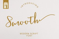 Smooth Script Product Image 1