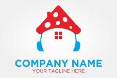 Mushroom Music Logo Product Image 1