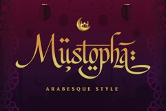 Mustopha - Arabic Style Product Image 1