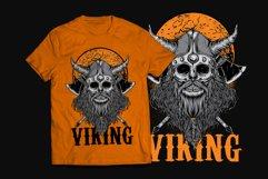 Viking T-Shirt Design Product Image 2