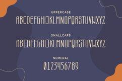 Mauricio - A Sans Font Family Product Image 2