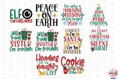 Big Merry Christmas Bundles - 50 SVG PNG EPS DXF JPG Product Image 6