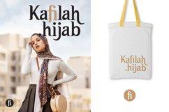 Itikaf - Religious Serif Font Product Image 4
