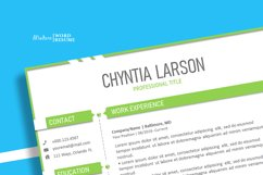 New Resume Template 2021 Product Image 2