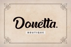 Realistica Font Product Image 5