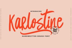 Karlostine Font Product Image 1
