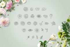 Web Font Flower Ding Product Image 4