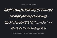 Manokwary - Clean Brush Script Product Image 3