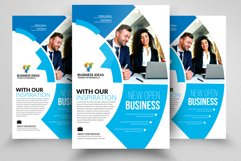 Business Strategic Flyer Templates ad Product Image 1