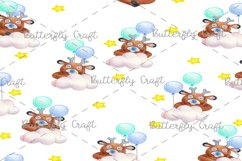 CUTE ANIMALS collection , Animals Digital Paper Product Image 4