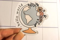 Printable Sticker   Laptop Sticker Print and Cut for Cricut Product Image 3