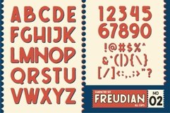 FREUDIAN TYPEFACE Product Image 4