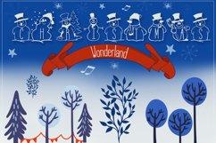 Christmas Wonderland - Christmas Font & Bonus Product Image 1