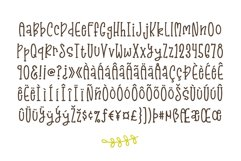 Kristof Font Duo Doodles! Product Image 9