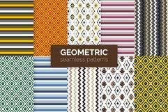 Geometric Seamless Patterns Product Image 1