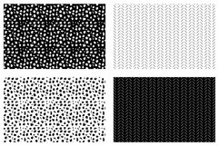 25 unique Hand Drawn Patterns Product Image 12