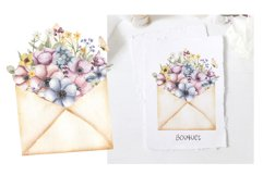 Watercolor Cute Bunny Collection Product Image 4
