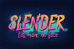 Web Font Silent Typeface Product Image 4