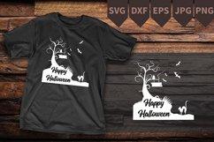 Halloween t-shirt Womens halloween shirt tee shirt, t shirt, Product Image 2