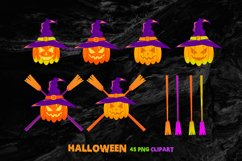 Halloween Clip Art PNG Files Product Image 14