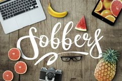 Sobbers Typeface + Swashes Product Image 1