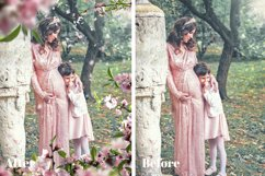 20 PINK BLOSSOMS Photoshop Overlays Product Image 4