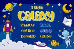Luar Galaxy - Handwritten fonts Product Image 3