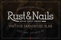 Rust & Nails Vintage Farmhouse Slab Product Image 1