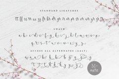 Malaykat Script Font Product Image 5