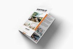 Interior Design bifold Brochure | Multipurpose Brochure Product Image 8