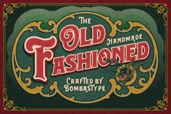 Rosvard - Vintage Layered Typeface Product Image 5